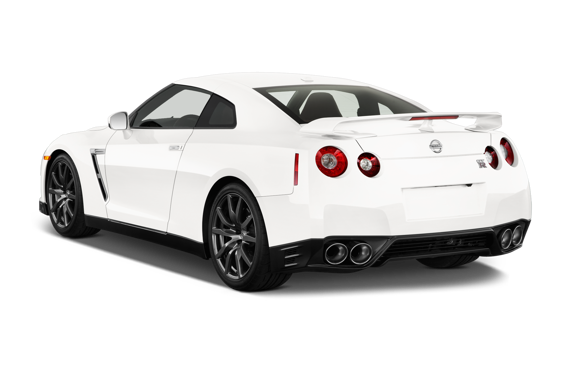 Slide 2 of 14: 2015 Nissan GT-R