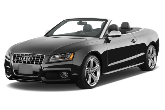 Slide 1 of 14: 2015 Audi S5 Cabriolet