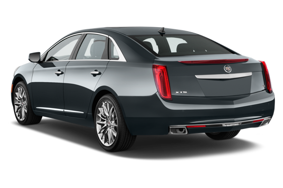 Slide 2 of 14: 2015 Cadillac XTS