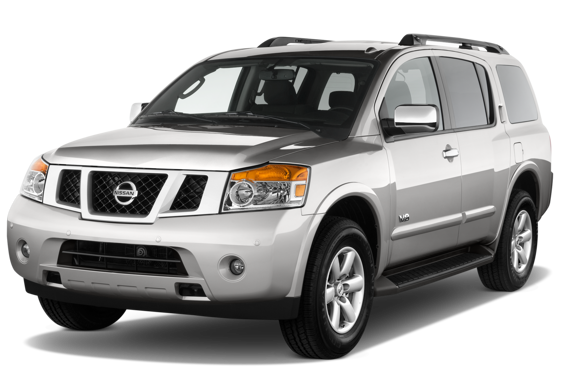 Slide 1 of 14: 2014 Nissan Armada