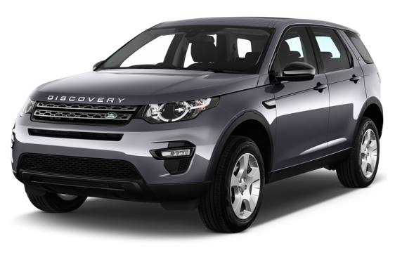 Slide 1 of 14: 2015 Land Rover Discovery Sport