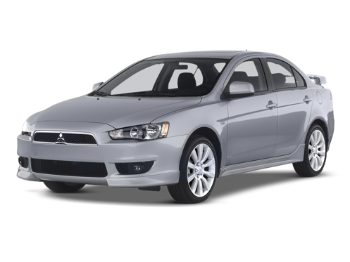 Slide 1 of 14: 2008 Mitsubishi Lancer
