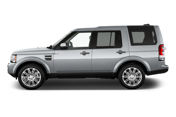 Slide 1 of 25: 2014 Land Rover Discovery