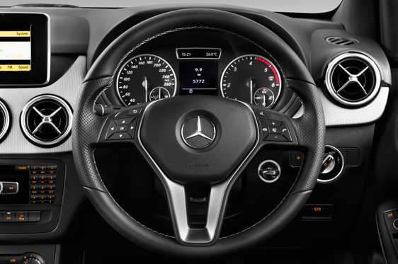 Slide 1 of 25: 2014 Mercedes-Benz B-Class