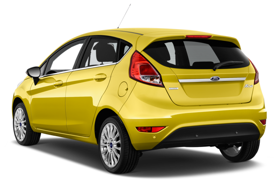 Slide 2 of 14: 2015 Ford Fiesta