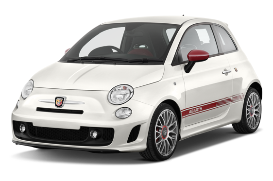 Slide 1 of 14: 2015 Abarth 500