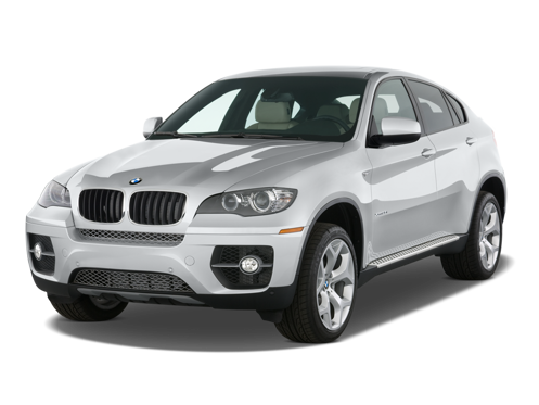 Slide 1 of 14: 2008 BMW X6