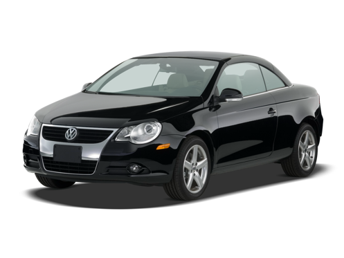 Slide 1 of 14: 2009 Volkswagen Eos