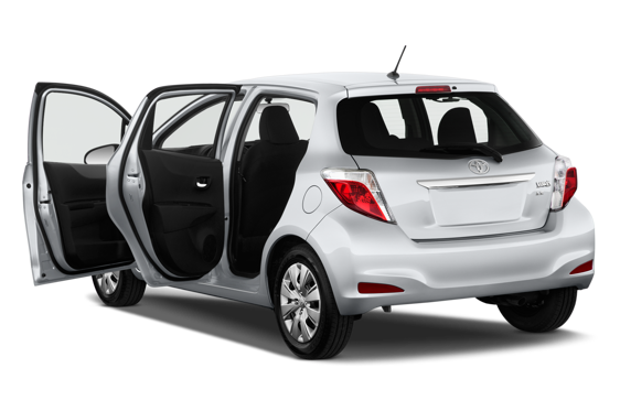 Slide 1 of 25: 2014 Toyota Yaris