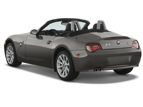Slide 1 of 24: 2008 BMW Z4