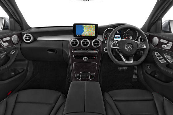 Slide 1 of 11: 2015 Mercedes-Benz C-Class