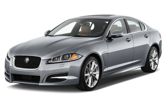 Slide 1 of 14: 2012 Jaguar XF