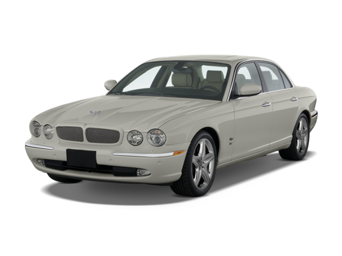 Slide 1 of 14: 2009 Jaguar XJ