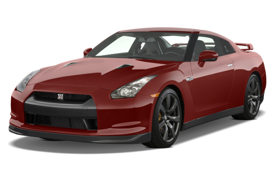 Slide 1 of 14: 2010 Nissan GT-R