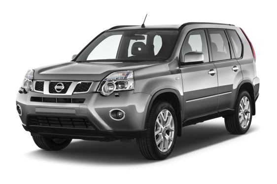 Slide 1 of 14: 2011 Nissan X-Trail