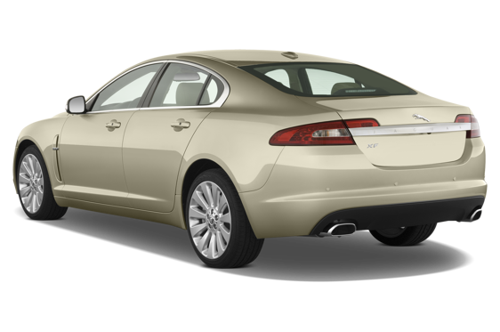 Slide 2 of 14: 2010 Jaguar XF