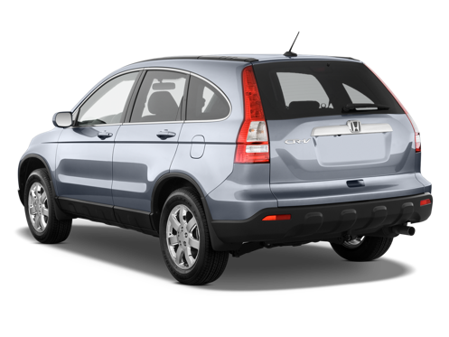 Slide 2 of 14: 2009 Honda CR-V