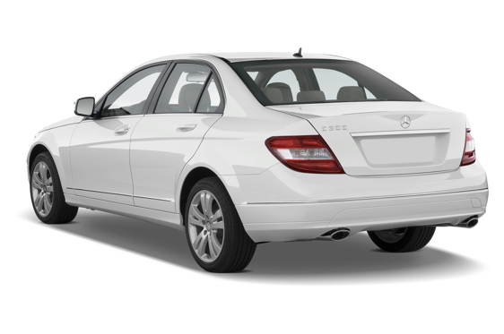 Slide 2 of 14: 2011 Mercedes-Benz C-Class