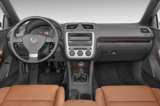Slide 1 of 11: 2011 Volkswagen Eos
