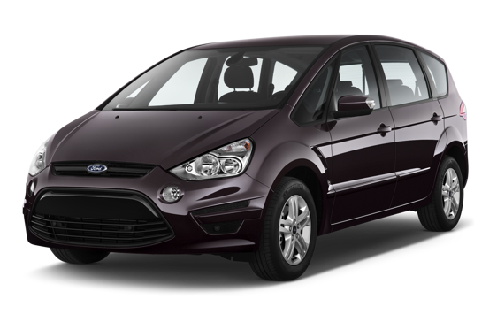 Slide 1 of 14: 2009 Ford S-MAX