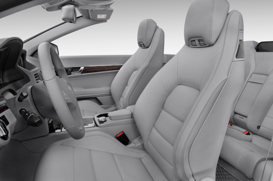 Slide 2 of 11: 2011 Mercedes-Benz E-Class