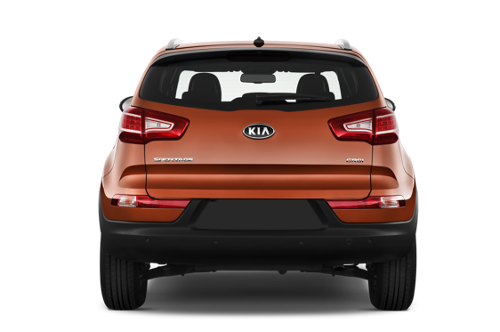 Slide 1 of 23: 2010 KIA Sportage