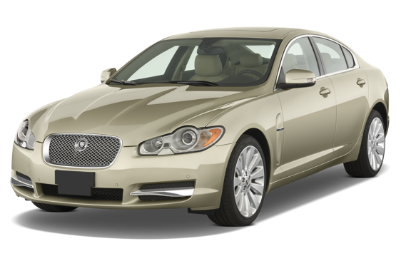 Slide 1 of 14: 2010 Jaguar XF