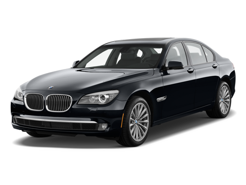 Slide 1 of 14: 2009 BMW 7 Series