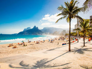 World's 10 Sexiest Places: Ipanema, Brazil: Welcome to Ipanema ' a tantalizing corner of Rio de Janeiro alive with glistening sunbathers. But the steamy view doesn't end with the minimal bikinis and male G-strings. This oasis boasts two kilometres of white sandy beaches framed by gently rolling azure tides. Chances are, this hedonistic beachfront community might sound familiar. The holiday hot spot first blasted into the public consciousness back in 1962 when the bossa nova hit 'The Girl from Ipanema' flirted with radio listeners worldwide. Today, Ipanema is one of Brazil's most sexually charged destinations where inhibitions melt away in the midday heat.