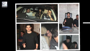 New couple alert: Sooraj Pancholi spotted with a mystery girl