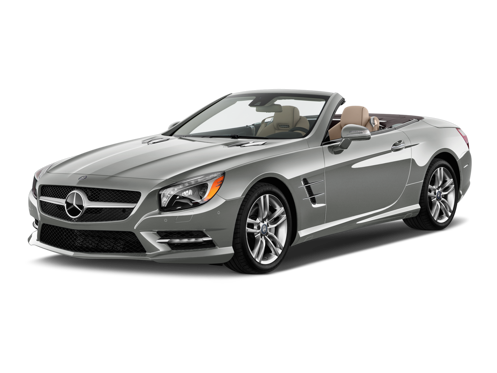 Slide 1 of 28: 2015 Mercedes-Benz SL-Class