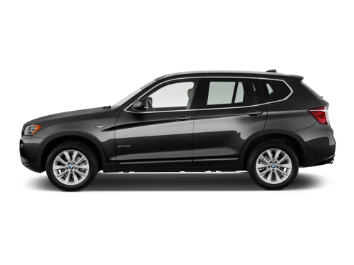 Slide 1 of 21: 2015 BMW X3