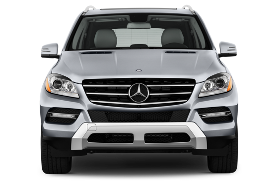 Slide 1 of 24: 2015 Mercedes-Benz M-Class