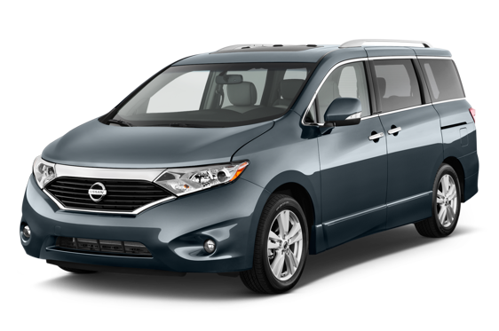 Slide 1 of 25: 2014 Nissan Quest