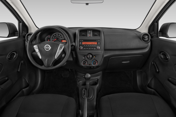 Slide 1 of 11: 2014 Nissan Versa Sedan