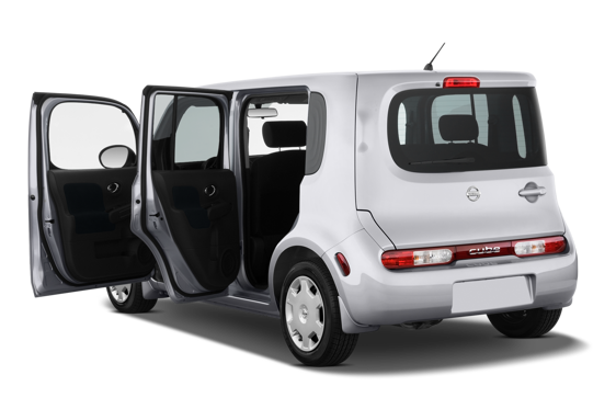 Slide 1 of 25: 2013 Nissan cube
