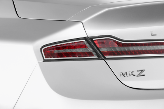 Slide 1 of 24: 2013 Lincoln MKZ
