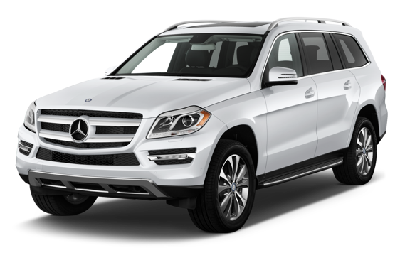 Slide 1 of 14: 2014 Mercedes-Benz GL-Class