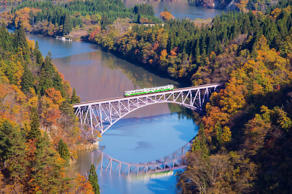 Take this one-of-a-kind train journey from Tokyo to the great white north before they are rendered permanently extinct.