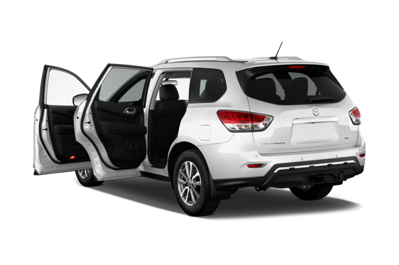 Slide 1 of 25: 2013 Nissan Pathfinder