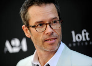 A file image of Guy Pearce at the US Premiere of 'The Rover'.