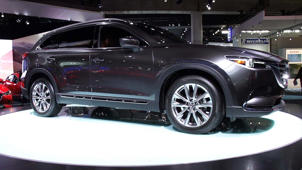 Mazda CX-9 Takes Mazda's Values to a Larger Scale