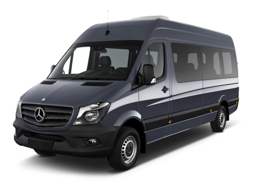 Slide 1 of 50: 2015 Mercedes-Benz Sprinter Passenger Van
