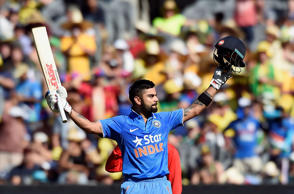 Virat Kohli: The record breaker