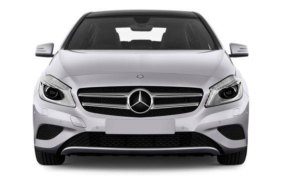 Slide 1 of 24: 2014 Mercedes-Benz A-Class