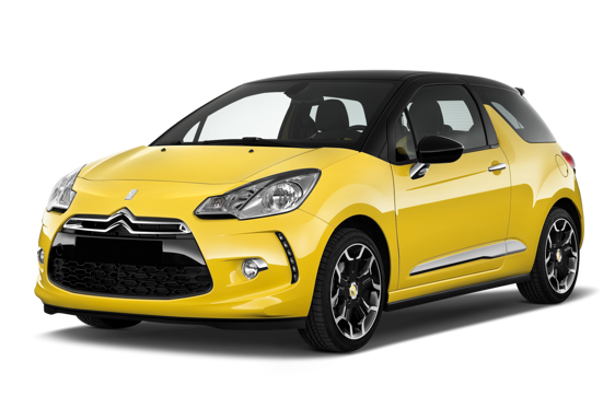 Slide 1 of 14: 2011 Citroën DS3