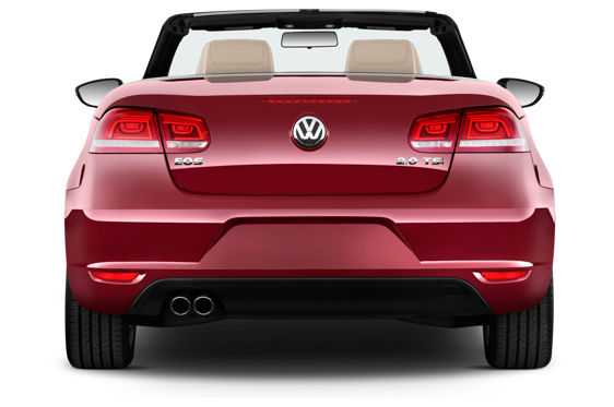 Slide 1 of 25: 2015 Volkswagen Eos