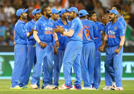 Meet India's 15-man squad for Australia T20 series