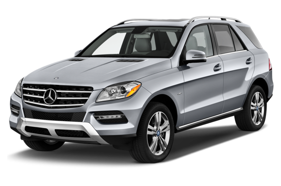 Slide 1 of 14: 2014 Mercedes-Benz M-class