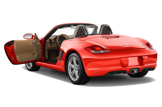 Slide 1 of 25: 2008 Porsche Boxster